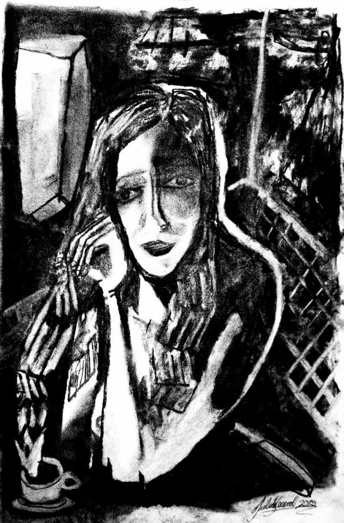 Mama H la Pina Tapai – 20 x 35 cm